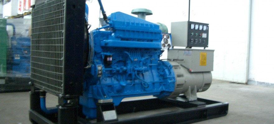 Planta Generador Diesel 220v 440V Trifasico de 60HZ Tipo Abierto y Cerrado