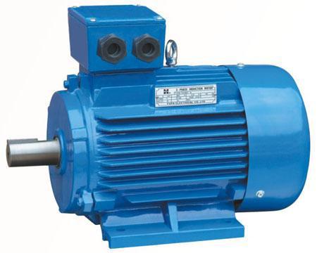 Motor Electrico Trifasico FUFA