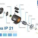 WEG-nema-ip21-motor-monofasico-desarme