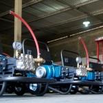 Fabricacion y ensamblaje de hidrolavadoras