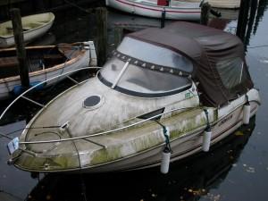Barco Sucio
